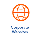 Corporate websites
